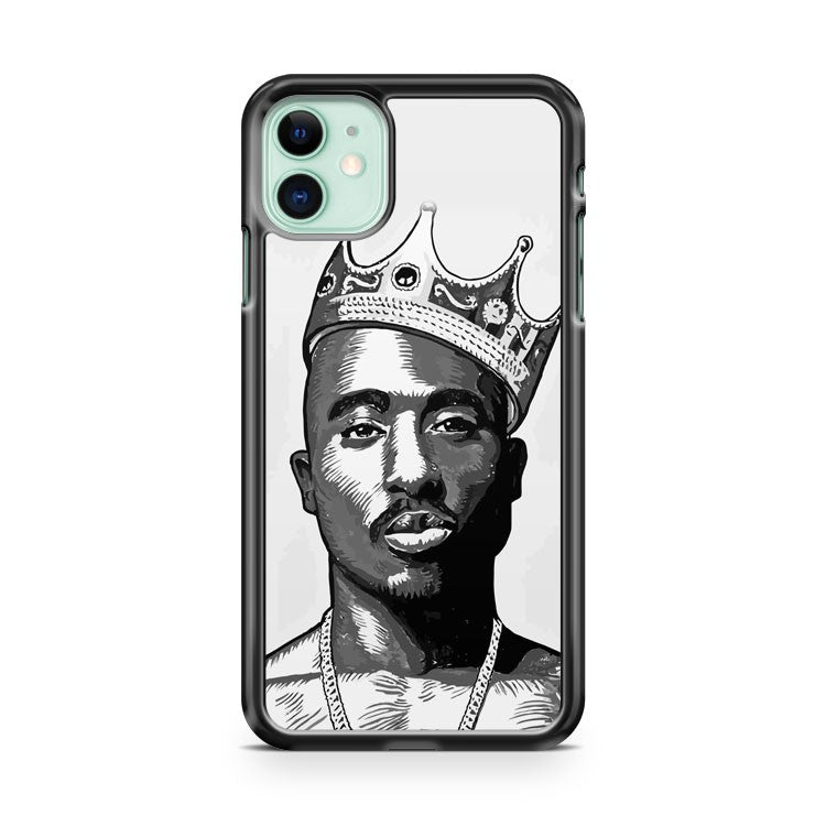 Cool tupac shakur 2 iPhone 11 Case Cover | Oramicase