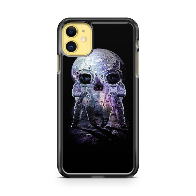 ASTROSKULL iPhone 11 Case Cover | Oramicase