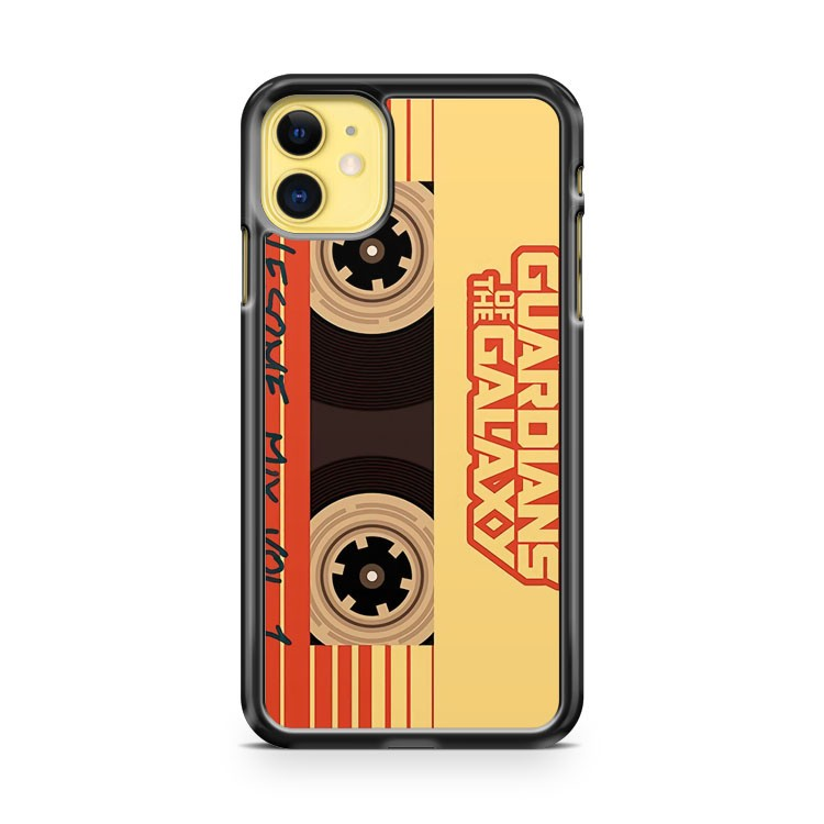 Awesome Mix Vol 2 Guardians Of The Galaxy iPhone 11 Case Cover | Oramicase
