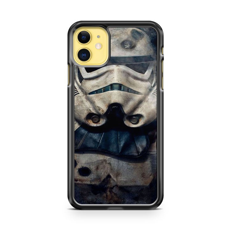 BATTLE WORN STORMTROOPER STAR WARS iPhone 11 Case Cover | Oramicase
