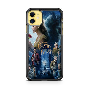 Beauty and the Beast Disney 3 3 iPhone 11 Case Cover | Oramicase