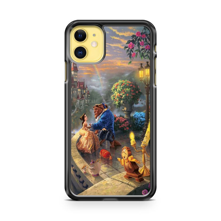 beauty and the beast love iPhone 11 Case Cover | Oramicase