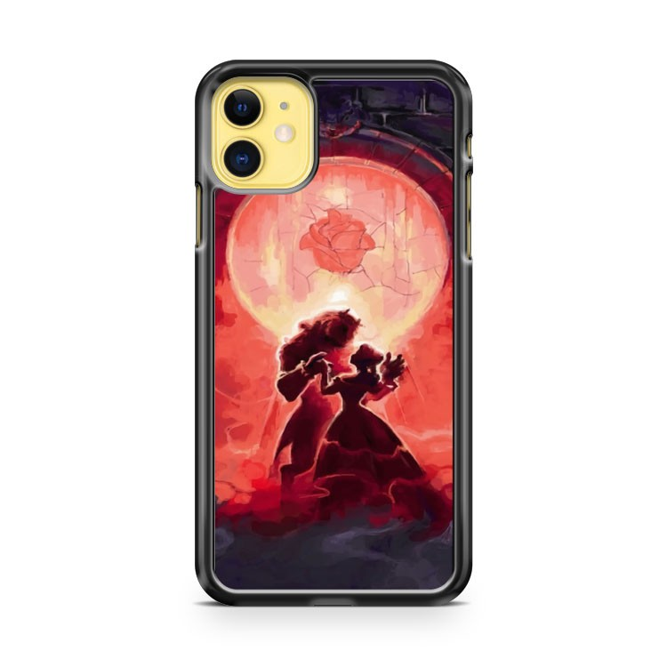 Beauty the Beast Belle Disney Princess iPhone 11 Case Cover | Oramicase