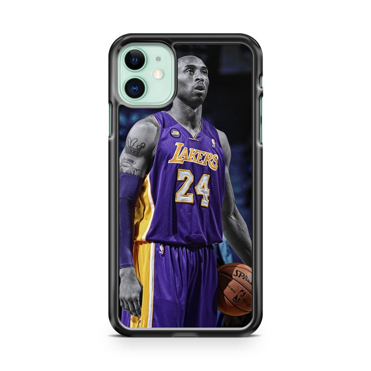 NBA Lakers Kobe Bryant iPhone 11 Case Cover
