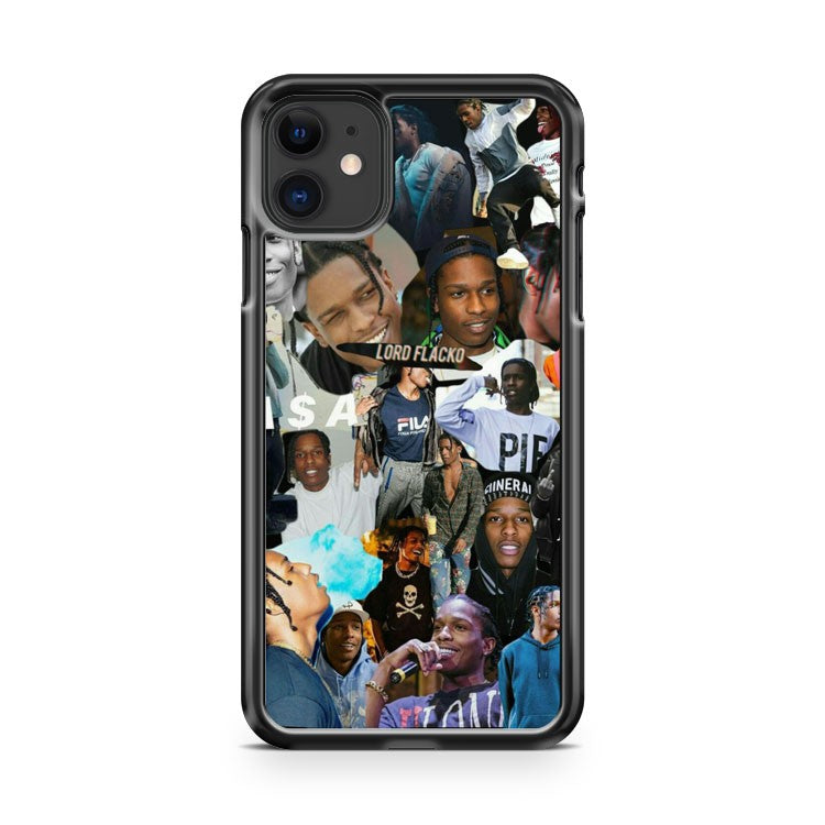 Asap Rocky 1 iPhone 11 Case Cover | Oramicase