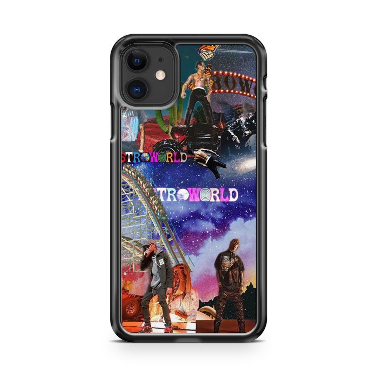 Astroworld 4 iPhone 11 Case Cover | Oramicase