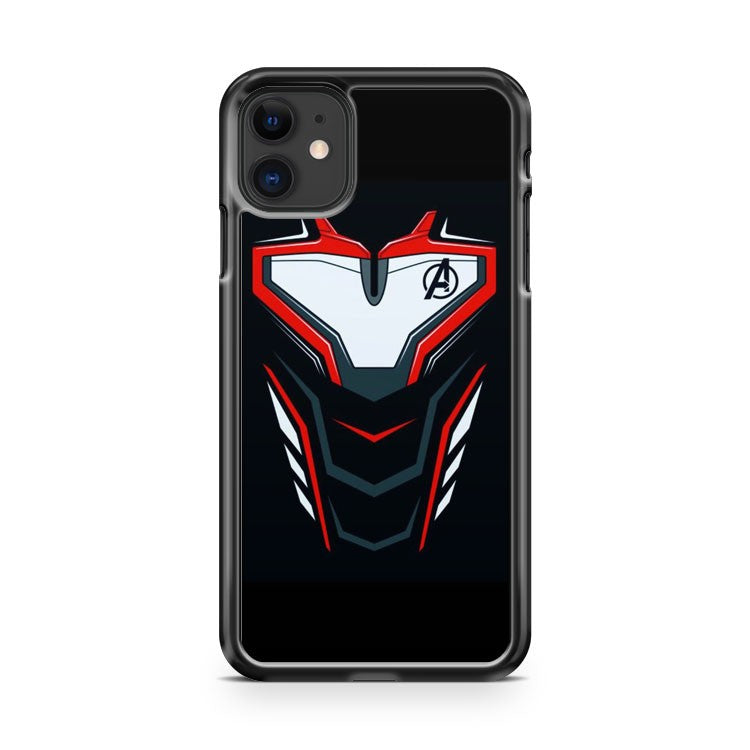 Avengers Endgame Suit iPhone 11 Case Cover | Oramicase