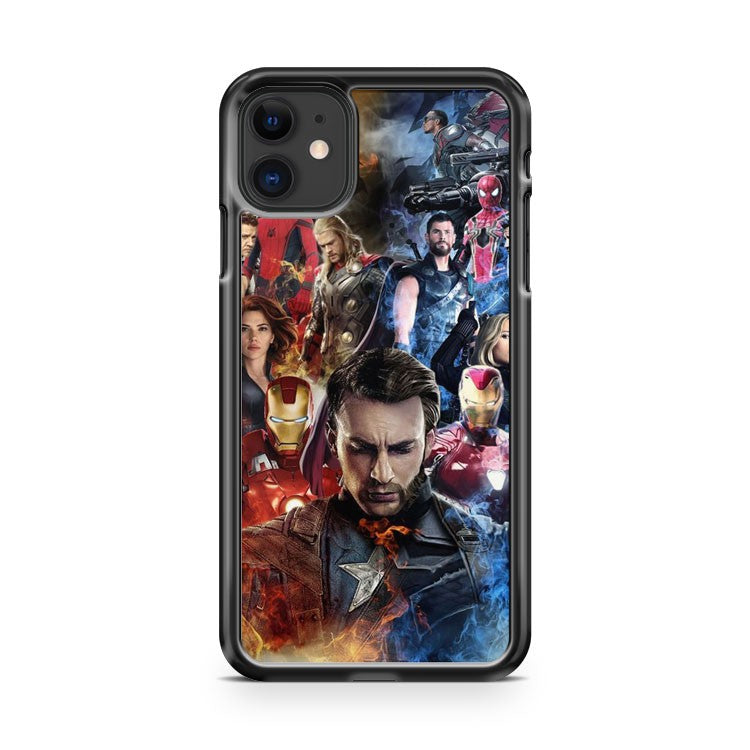 Avengers Endgame iPhone 11 Case Cover | Oramicase