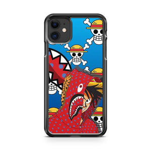 Bape One Piece iPhone 11 Case Cover | Oramicase