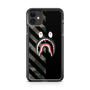Bape Shark 18 iPhone 11 Case Cover | Oramicase