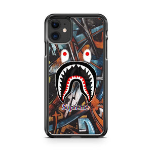 Bape Shark 19 iPhone 11 Case Cover | Oramicase