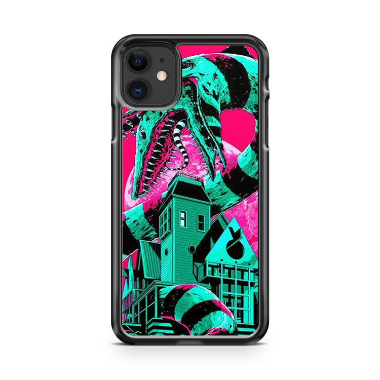 Beetlejuice 18 iPhone 11 Case Cover | Oramicase
