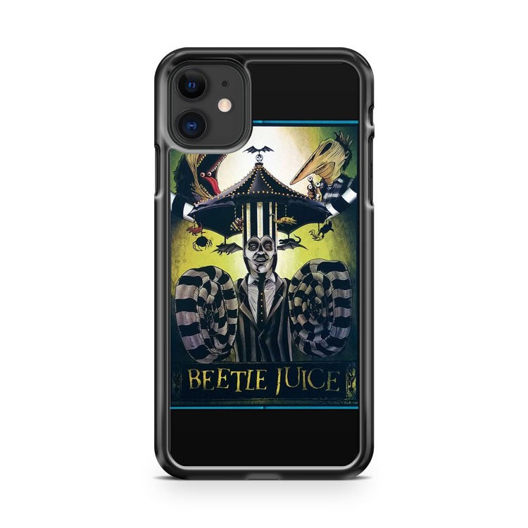 Beetlejuice 7 iPhone 11 Case Cover | Oramicase