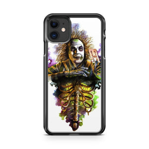 Beetlejuice 12 iPhone 11 Case Cover | Oramicase