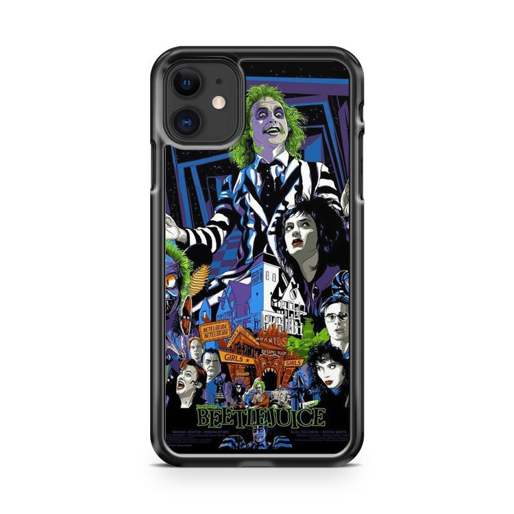 Beetlejuice 13 iPhone 11 Case Cover | Oramicase