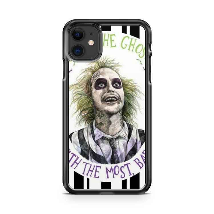 Beetlejuice 2 iPhone 11 Case Cover | Oramicase