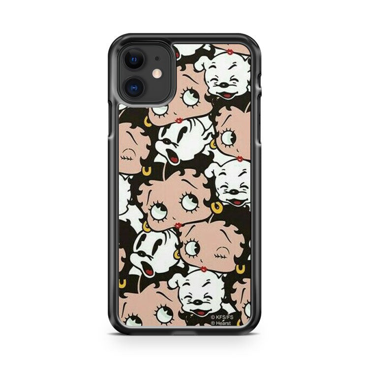 Betty Boop 27 iPhone 11 Case Cover | Oramicase