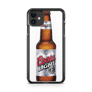 Coors Light Beer Can 2 iPhone 11 Case Cover | Oramicase