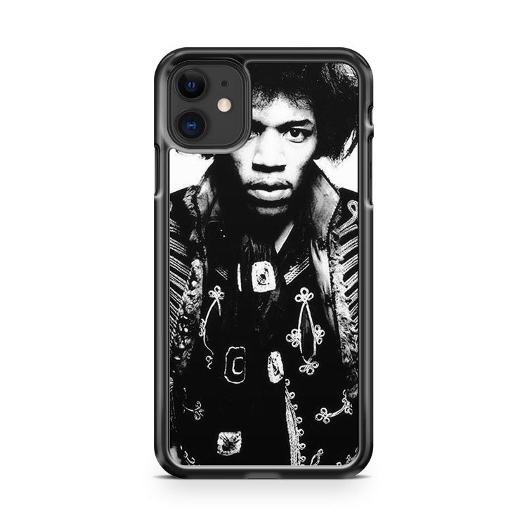 Jimi Hendrix 8 iPhone 11 Case Cover | Oramicase