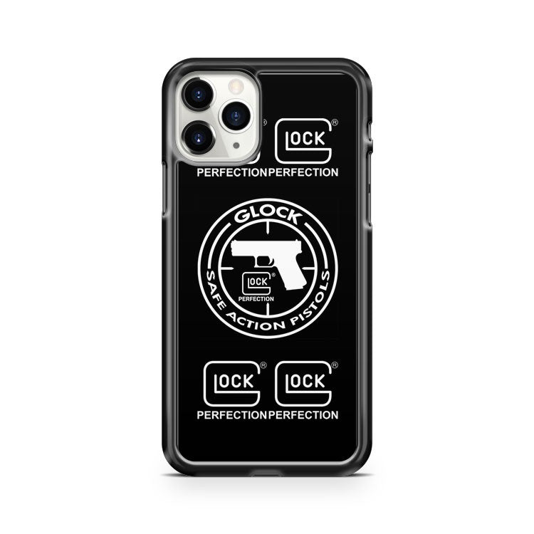 glock perfection gun firearms iPhone 11 Pro Case Cover | Oramicase