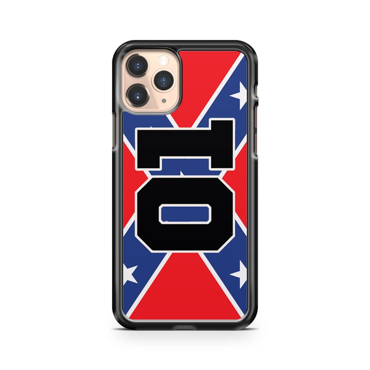 GENERAL LEE 01 REBEL FLAG 2 iPhone 11 Pro Case Cover | Oramicase