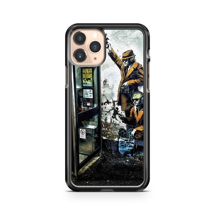bansky cover iphone