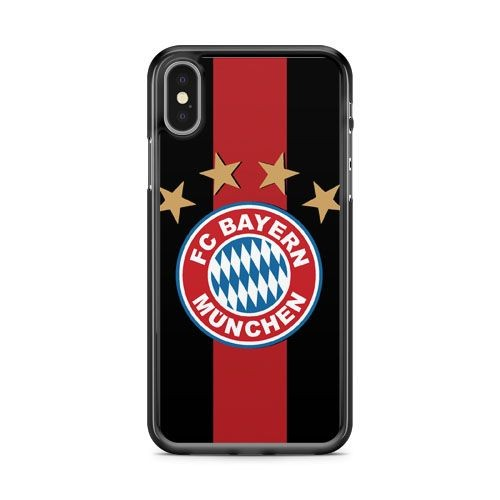 Fc Bayern Munich 2 iPhone XS MAX Case Cover | Oramicase