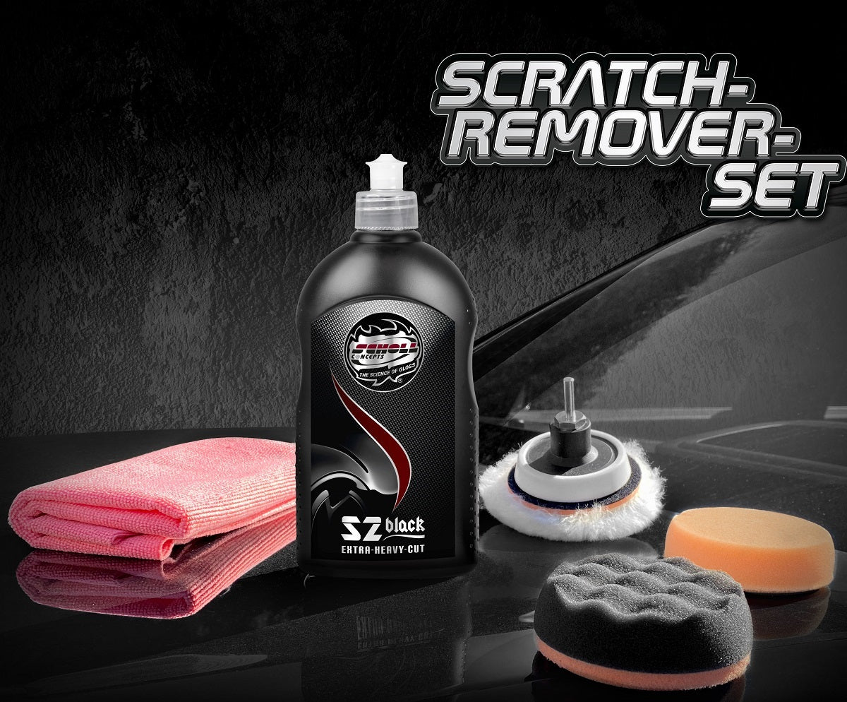 KIT EFFACE RAYURE SCHOLL CONCEPTS - FORMULA DETAILING