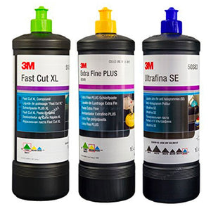 KIT 3 PRODUITS 3M PERFECT-IT III XL