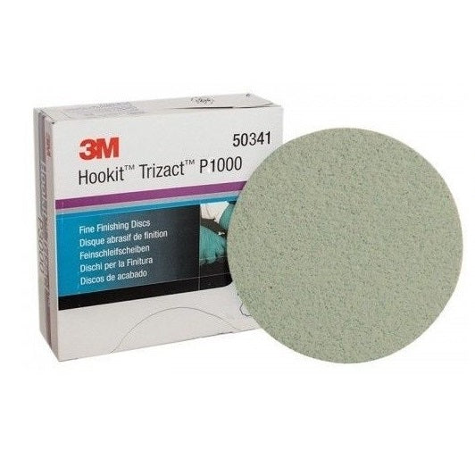 DISQUES 3M TRIZACT FINE FINISHING DISC