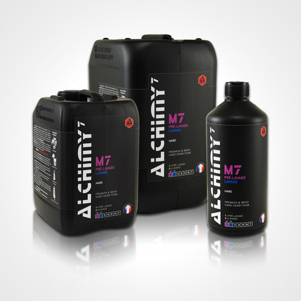 Alchimy7 M7 Gamme - FORMULA DETAILING