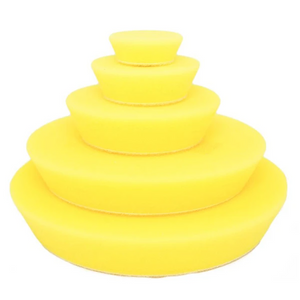 YELLOW FINE FOAM PAD