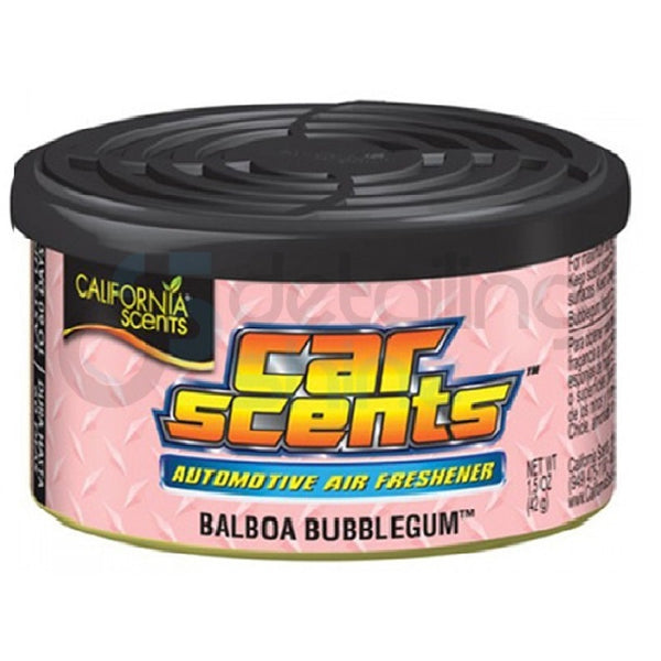 CALIFORNIA SCENTS CAR SCENTS BALBOA BUBBLEGUM