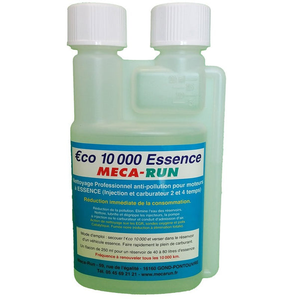 MECARUN ECO 10 000 ESSENCE 250ml - FORMULA DETAILING