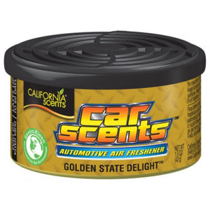 CALIFORNIA SCENTS CAR SCENTS GOLDEN STATE DELIGHT