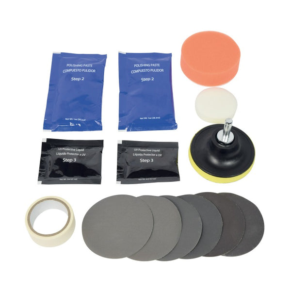 KIT RENOVATION OPTIQUE PHARE