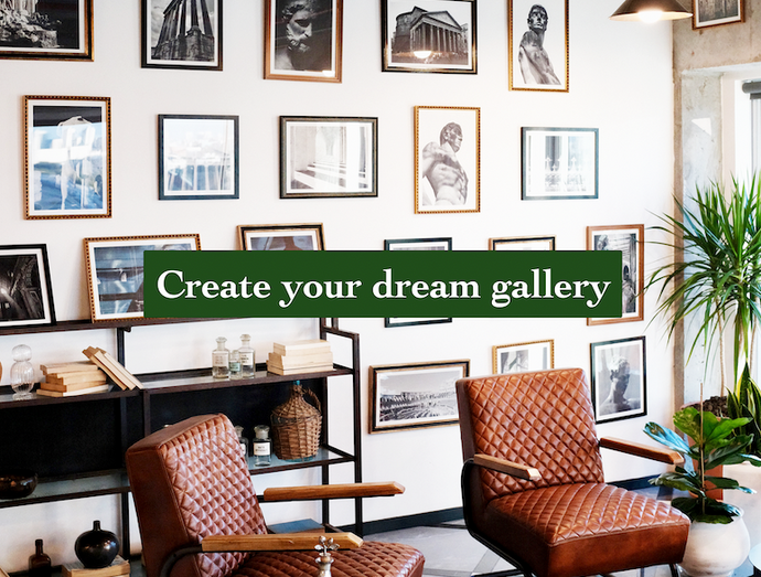 Creating Your Dream Gallery Wall