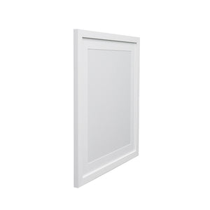 White Gallery Frame