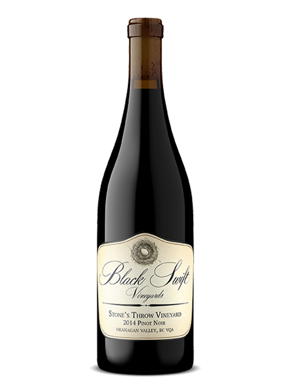 Black Swift Vineyards | Stones Throw Vineyard Pinot Noir