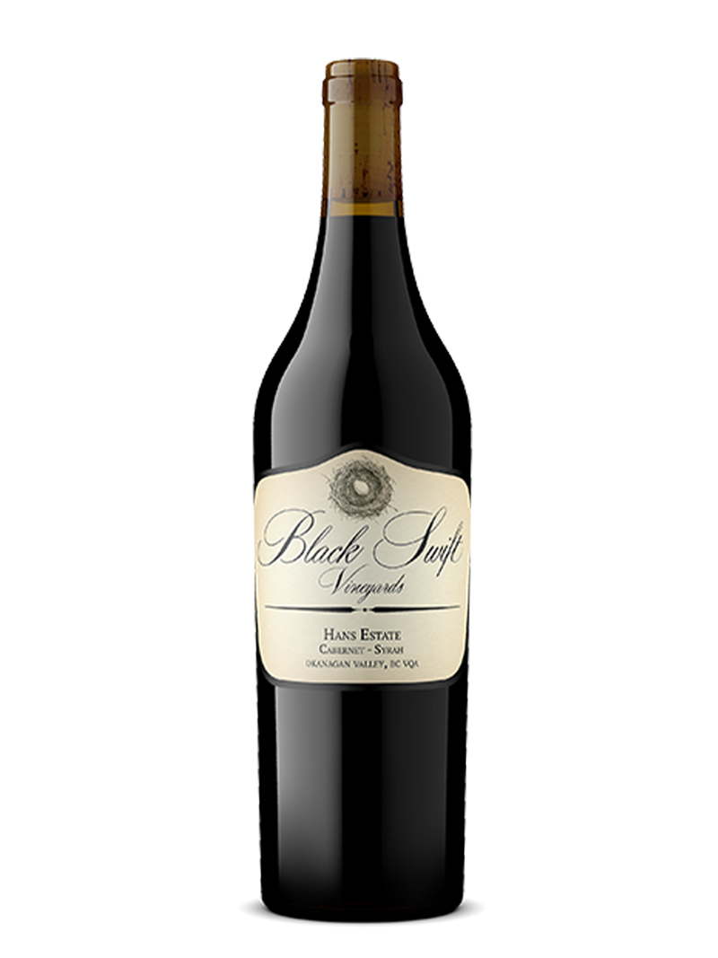 Black Swift Vineyards | Hans Estate Cabernet Syrah
