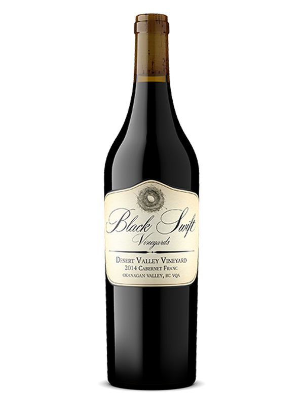 Black Swift Vineyards | Desert Valley Cabernet Franc