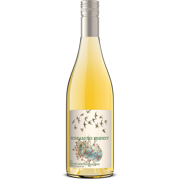Screaming Frenzy 2019 Riesling Gewurztraminer