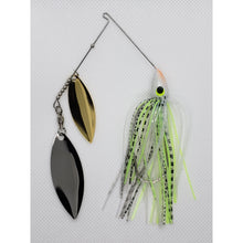 Load image into Gallery viewer, KP Custom Tackle Double Willow Spinnerbait - Custom Tackle Supply