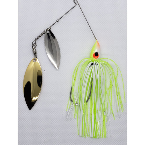 KP Custom Tackle Double Willow Spinnerbait - Custom Tackle Supply