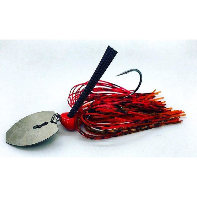 Bending Tips Bait Co. Bladed Jigs (all come with weedguard) - Custom Tackle Supply