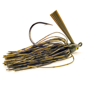 Muffin Top 3/8 Swim Jig (2 Per Pack) - Custom Tackle Supply