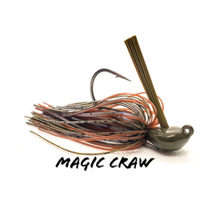 Muffin Top 9/16 Arky Jig (2 Per Pack) - Custom Tackle Supply