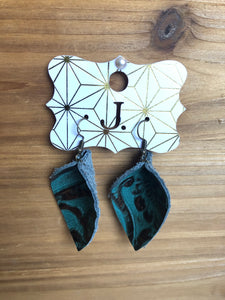 Fashion Earring Leather