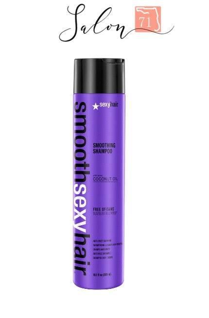Smooth Sexy Hair Smoothing Shampoo
