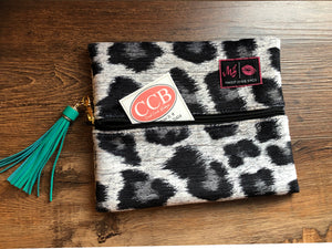 Makeup Junkie Bags- Medium